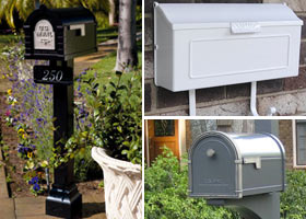 Traditional Mailboxes Featured Image