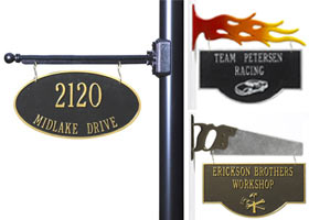 Hanging Address Plaques & Signs Featured Image