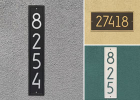 Modern Address Plaques Featured Image