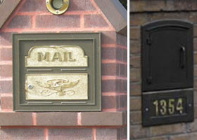 Column Mount Mailboxes Featured Image
