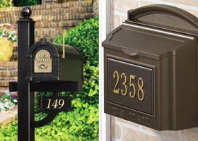 Locking Mailbox Featured Image