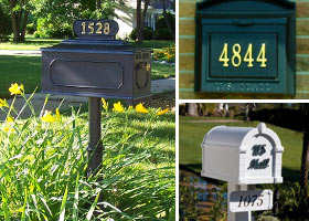 Custom Mailboxes Featured Image